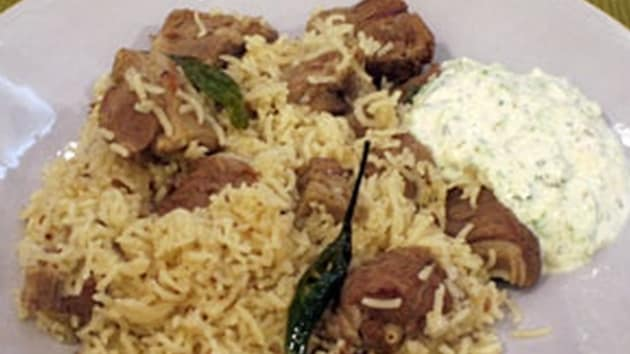 lamb pilau good food channel