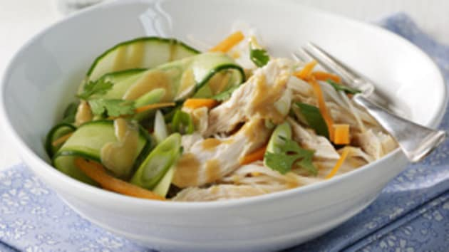 Bang Bang Chicken Salad Good Food Channel