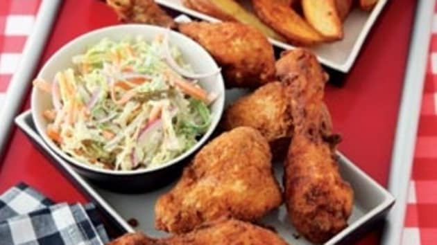 Perfect Fried Chicken Good Food Channel