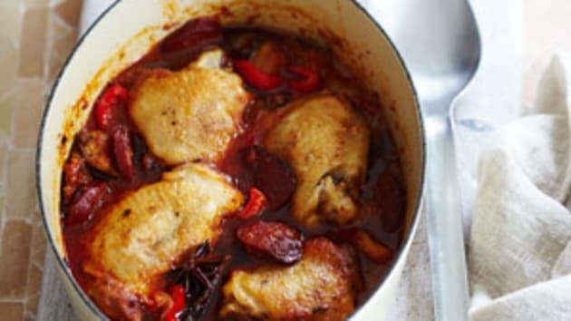 Turkish Chicken Stew Good Food Channel