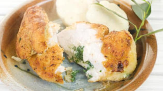 Chicken Kiev Good Food Channel