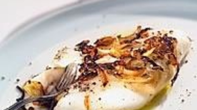 Cod with honey glazed onions good food channel cod with honey glazed onions forumfinder Gallery