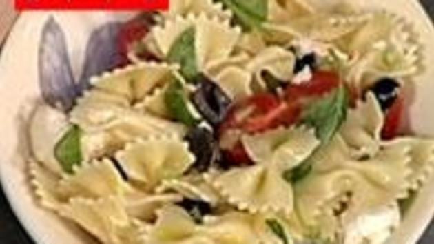 Insalata di pasta summer pasta salad good food channel insalata di pasta summer pasta salad forumfinder Gallery