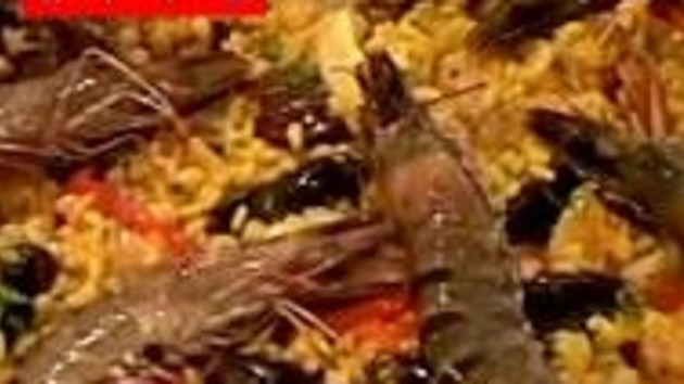 Paella good food channel paella forumfinder Image collections