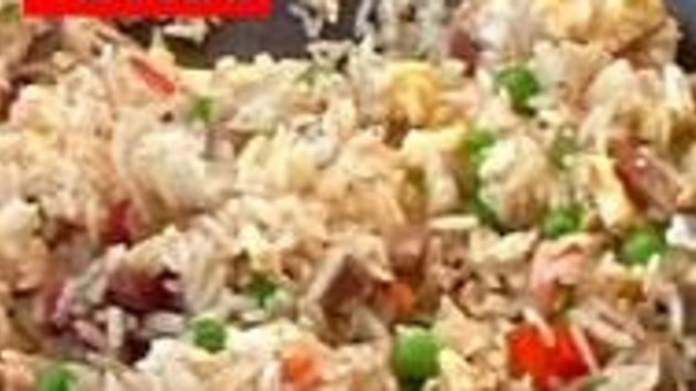 Special fried rice good food channel special fried rice forumfinder Images