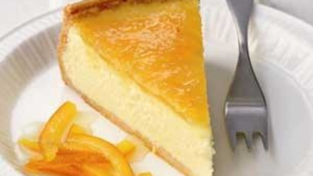 Image result for ORANGE CHEESECAKE