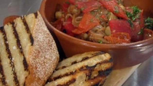 Spanish style stew with vegetarian black pudding good food channel spanish style stew with vegetarian black pudding forumfinder Image collections