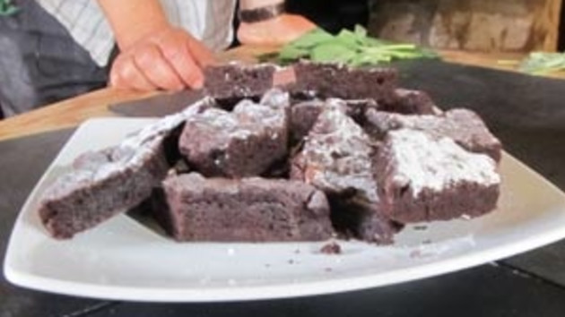 Chocolate brownies good food channel chocolate brownies forumfinder Choice Image
