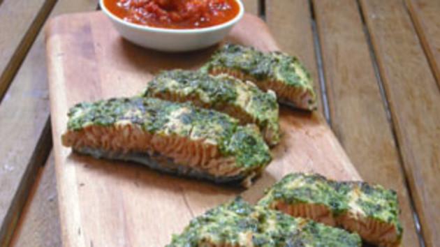 Green shawarma salmon good food channel green shawarma salmon forumfinder Gallery
