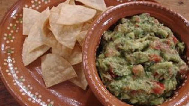 Guacamole and margarita good food channel guacamole and margarita forumfinder Gallery