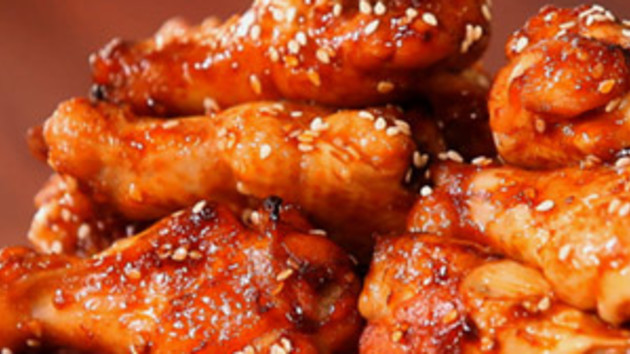 Honey Soy Chicken Drumsticks