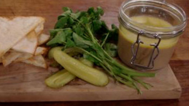 Chicken liver pate good food channel chicken liver pate forumfinder Image collections