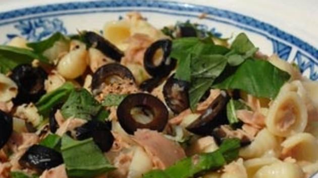 Tuna pasta salad good food channel tuna pasta salad forumfinder Gallery
