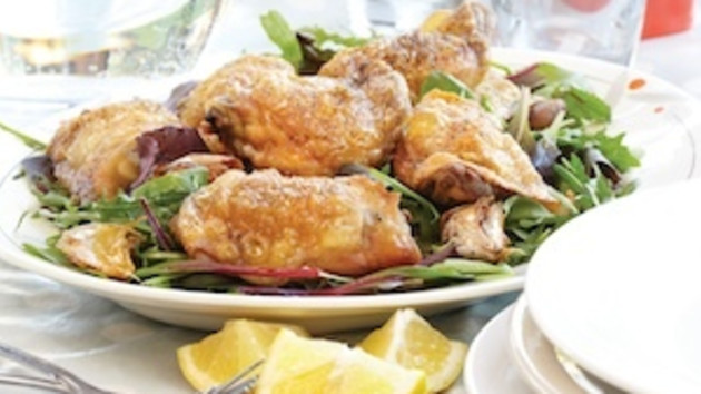 Chicken thighs with herbs good food channel chicken thighs with herbs forumfinder Gallery