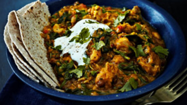 Chicken lentil and pumpkin curry good food channel chicken lentil and pumpkin curry forumfinder Gallery
