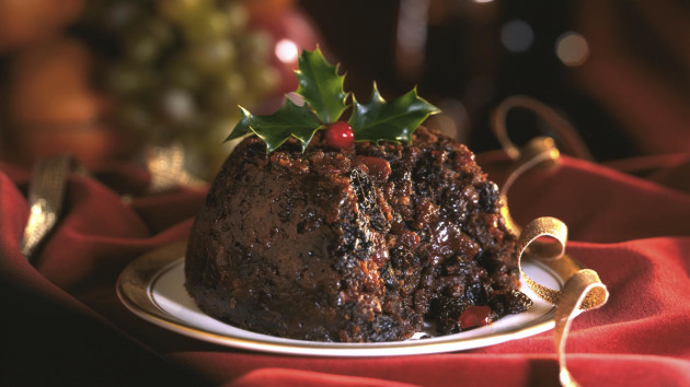 Nutters sticky christmas pudding good food channel nutters sticky christmas pudding forumfinder Choice Image