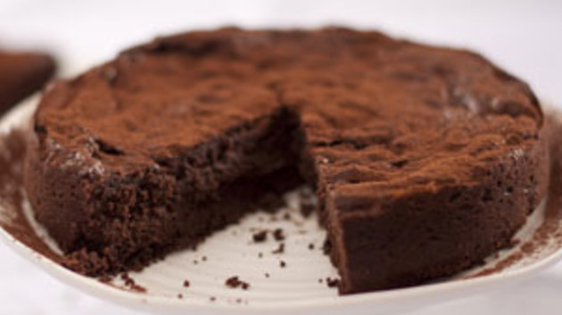 Rachel Allens Chocolate mousse cake Good Food Channel
