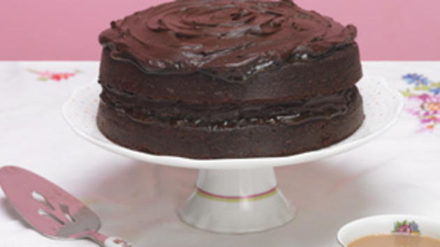 Easy chocolate cake good food channel easy chocolate cake forumfinder Image collections