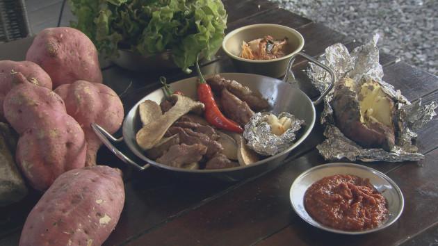 Harvest bbq duck john torodes korean food tour recipes good harvest bbq duck forumfinder Gallery