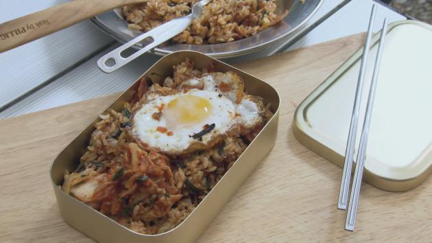 Kimchi fried rice john torodes korean food tour recipes good kimchi fried rice forumfinder Gallery