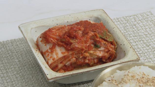 Quick cabbage kimchi john torodes korean food tour recipes good quick cabbage kimchi forumfinder Gallery