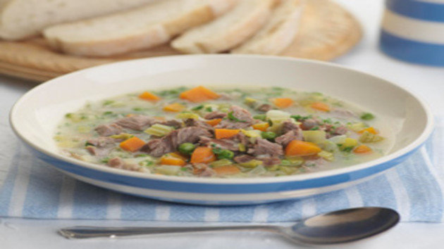 Scotch Lamb Broth Good Food Channel