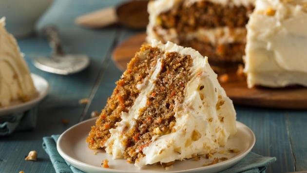 Cinnamon Carrot Cake Good Food Channel