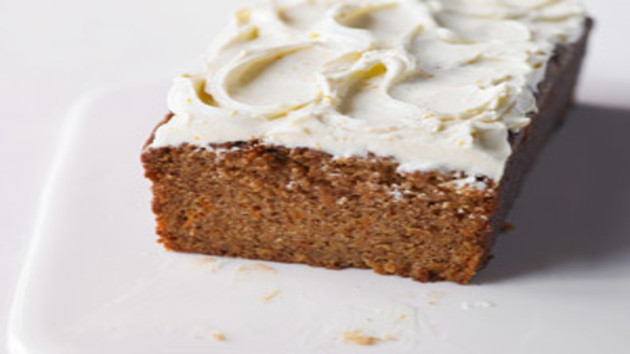 Carrot And Walnut Cake Good Food Channel