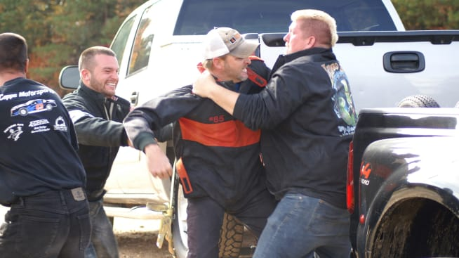 Lizard lick towing tv show