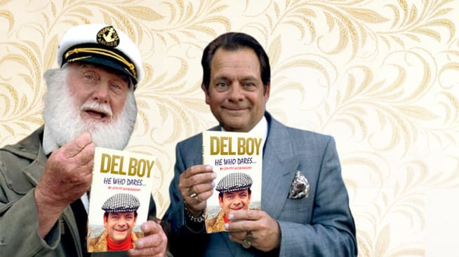 He Who Dares Competition Entry | Only Fools and Horses | Gold
