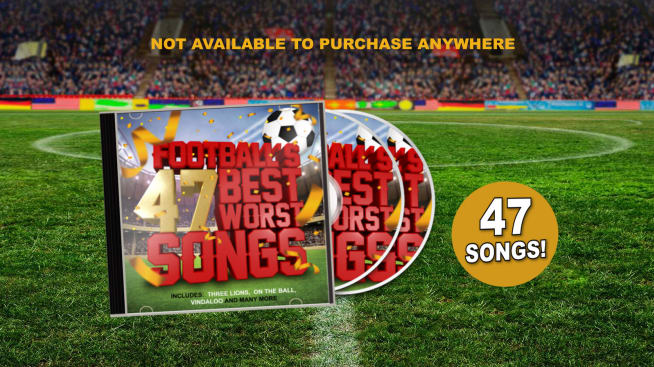 Buy Football S 47 Best Worst Songs Dave Channel