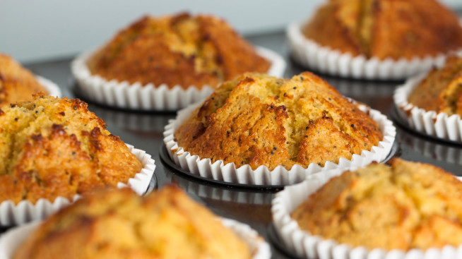 Recipes with the kids masterchef junior usa w channel banana muffins forumfinder Images