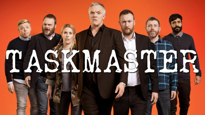Taskmaster - The Dong and the Gong