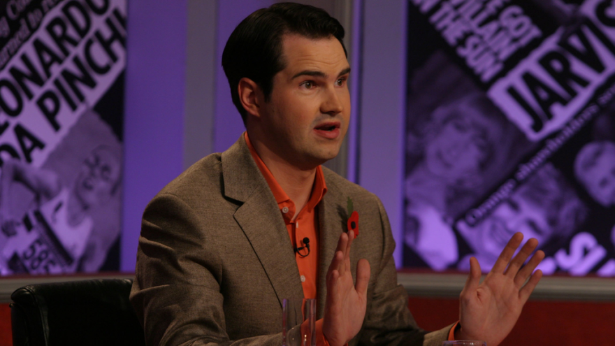 Jimmy Carr Profile | Jimmy Carr | Dave Faces | Dave Channel