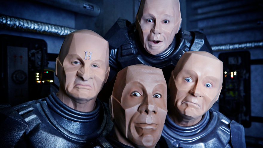 Red Dwarf | Dave Channel