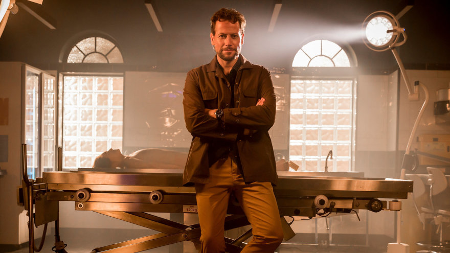 Harrow - Brand new forensic drama on Alibi