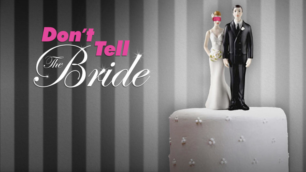 Image result for dont tell the bride logo