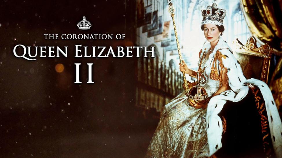 Image result for coronation of queen elizabeth ii pictures