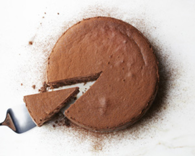Rachel allens chocolate cake good food channel hummingbird chocolate cheesecake forumfinder Choice Image