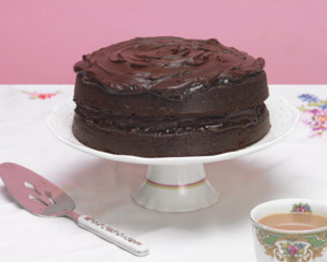 Rachel allens chocolate cake good food channel easy chocolate cake forumfinder Gallery