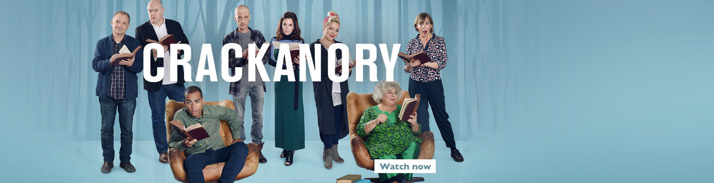 Crackanory - New series on UKTV Play