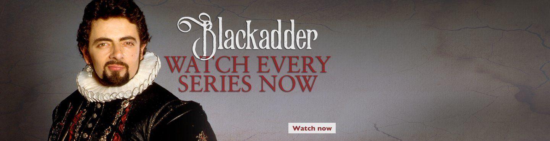 Blackadder's History - Watch every series now on UKTV Play