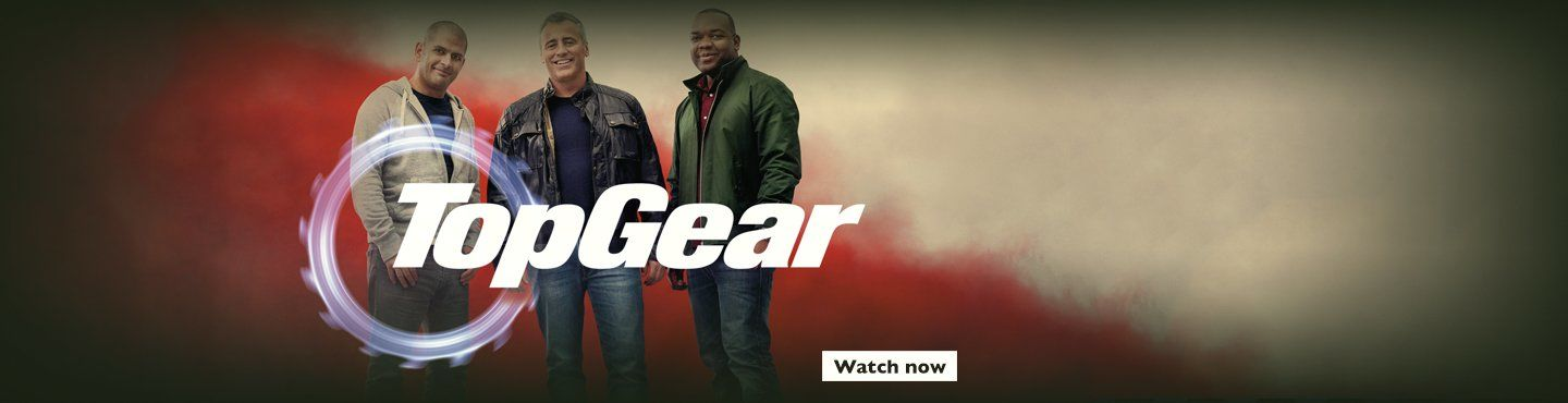 Top Gear - Catch Up Now