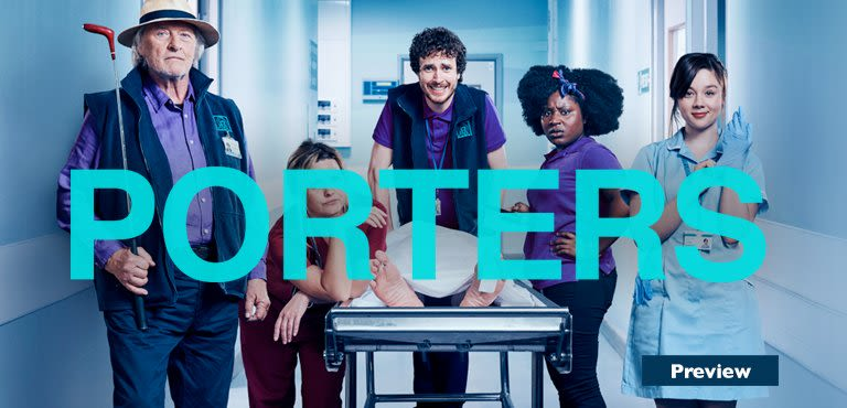 Porters - See it first on UKTV Play