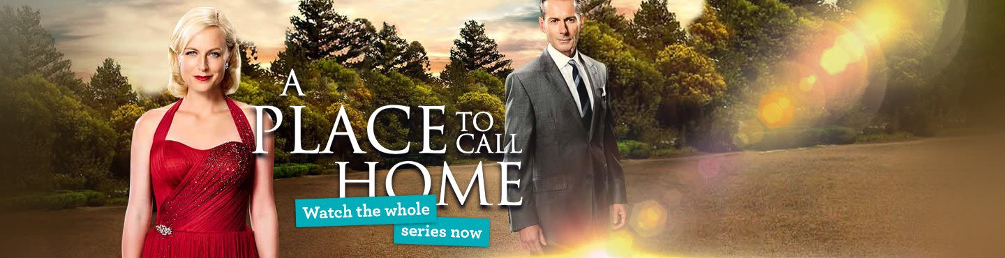 A Place to Call Home - watch all episodes now on UKTV Play