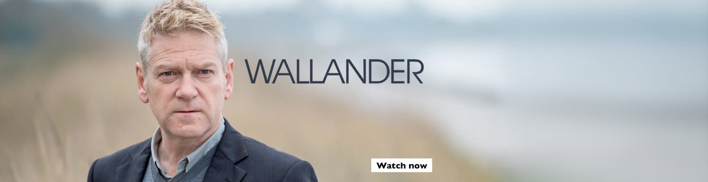 Wallander - Watch Nw with UKTV Play