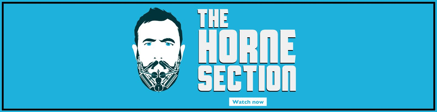 The Horne Section Television Program - Watch Now on UKTV Play