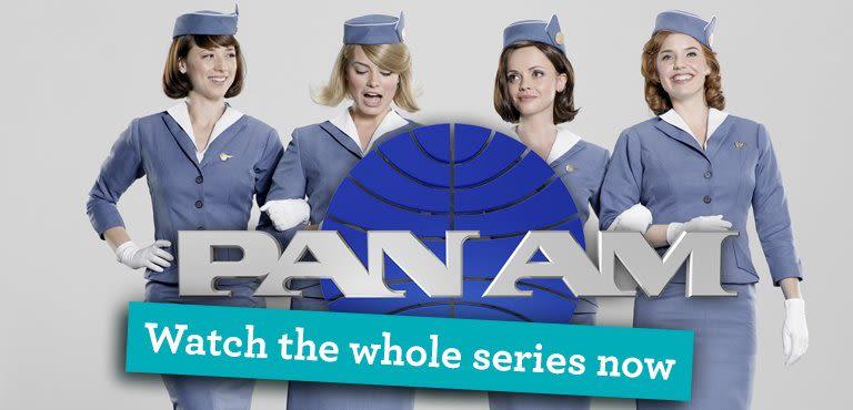 Pan Am - watch the whole box set on UKTV Play