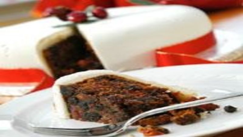 Recipes for christmas cakes nigella