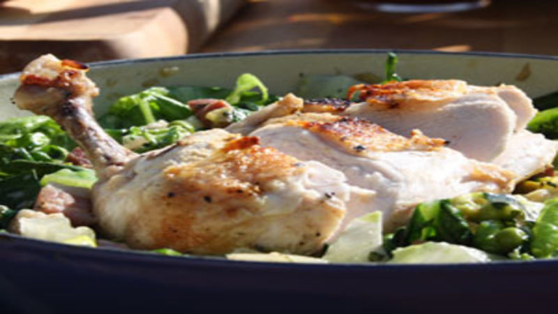 Supreme of chicken good food channel forumfinder Choice Image
